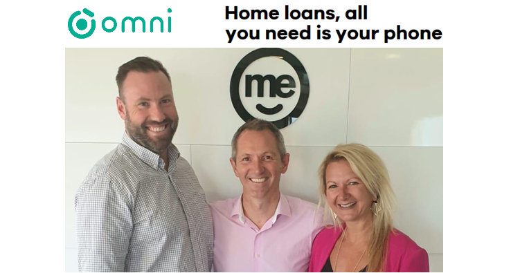 Press release: Omni-Financial launches first phase online home loan application